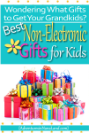 Best Non-electronic Gifts for Kids