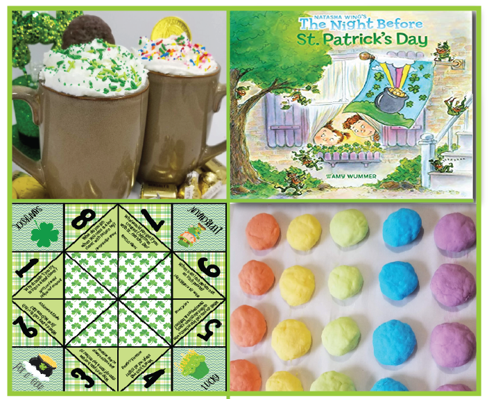St. Patrick's Day activities for Kids - Adventures in Nanaland