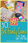 10 best family games for on the go - Adventures in NanaLand