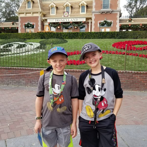 Beating the Disneyland Crowd