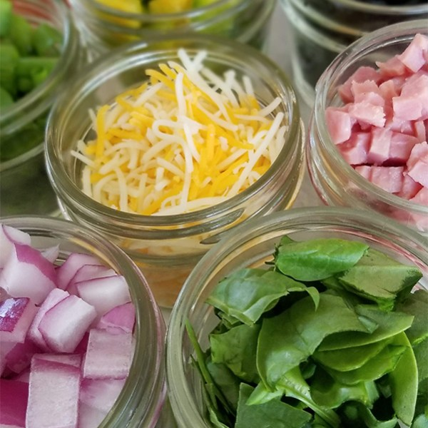 Creating Kid Friendly Meals for Grandma Camp