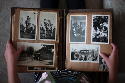 Family photo album - Finding Christ Easter Egg Hunt - Adventures in NanaLand