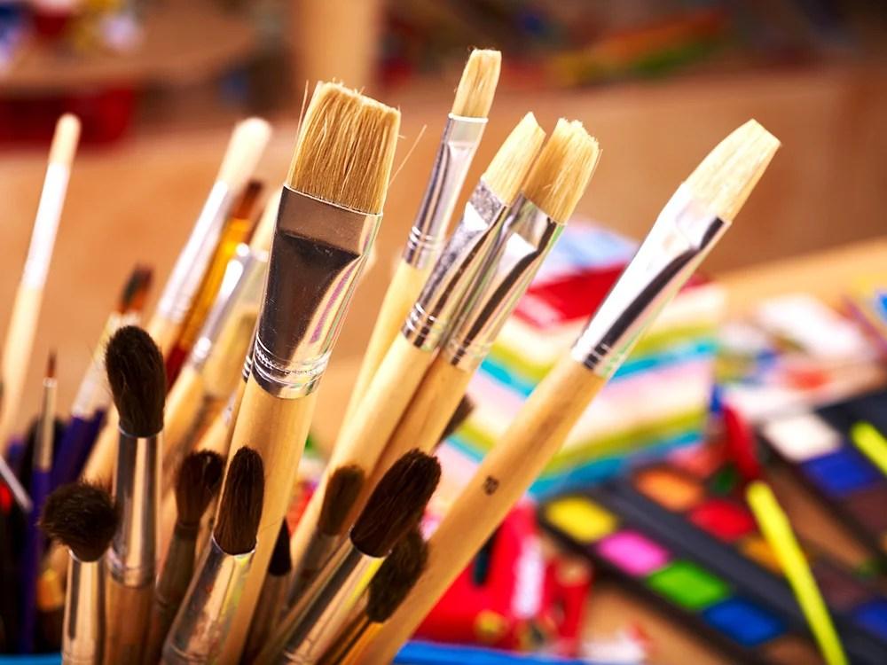 Art supplies - Gifts for Teenage Grandchildren - Adventures in NanaLand