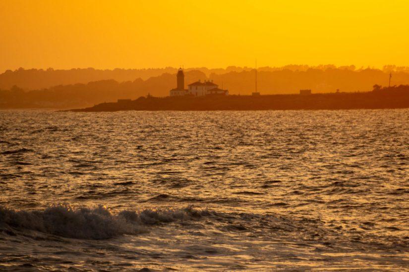 best Rhode Island sunsets