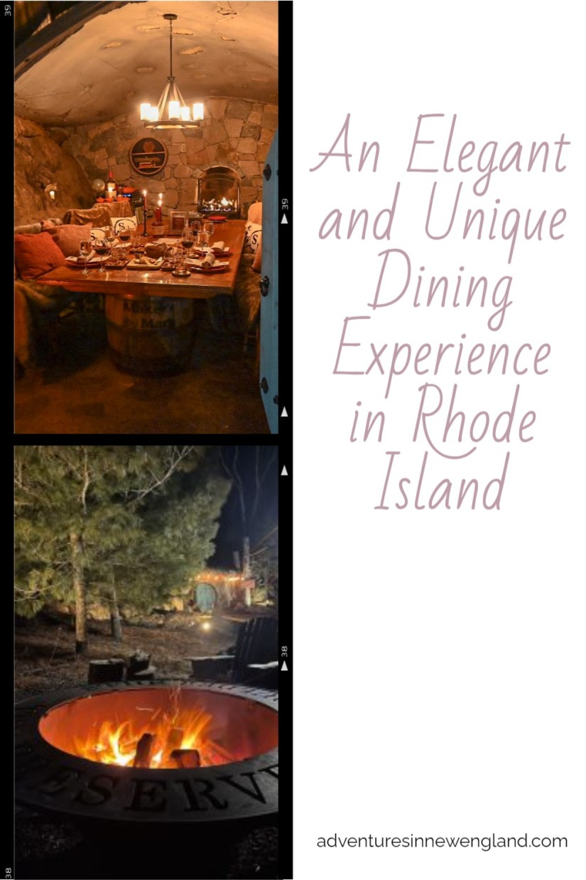 Read on to see what you should expect with the Maker's Mark Bourbon Hobbit House Dinner in Rhode Island, USA. #rhodeislandfoodie #RI #restaurants @the-preserve-at-boulder-hills