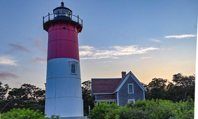 The Cape Cod Lighthouse