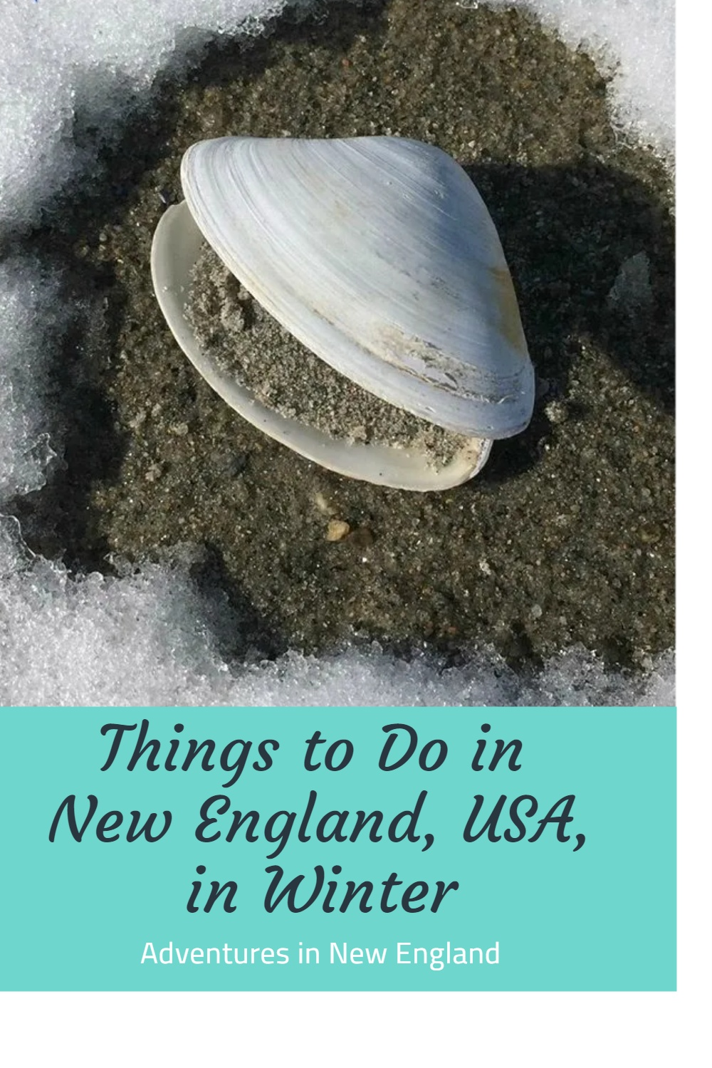 Get ahead of the winter blues by planning the perfect charmingly cozy winter getaway in New England, USA. #wintergetaway #NewEnglandUSA