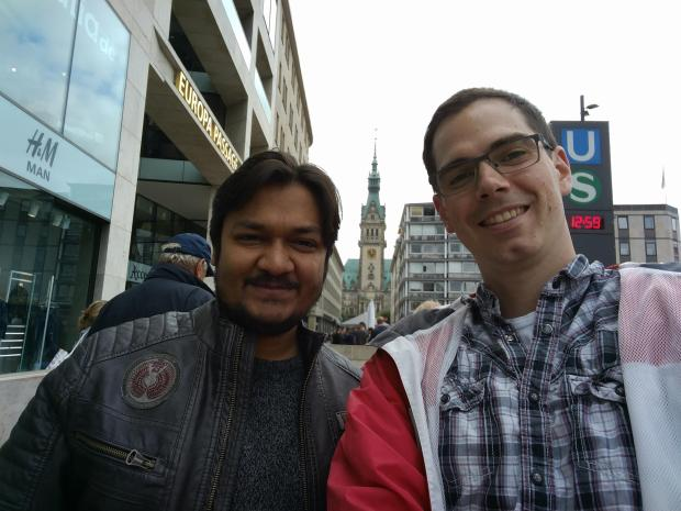 Lunch with Lalit - Adventures in QA