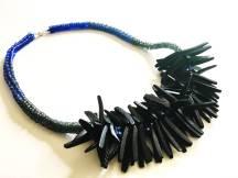 Black Blue Grey