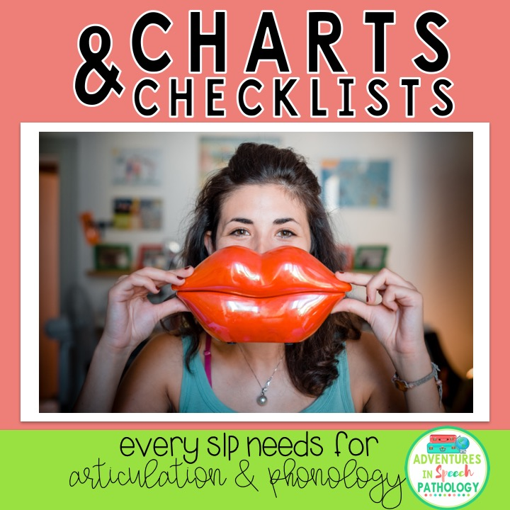 charts and checklists