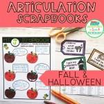 Articulation Scrapbooks