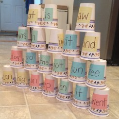 word cup tower