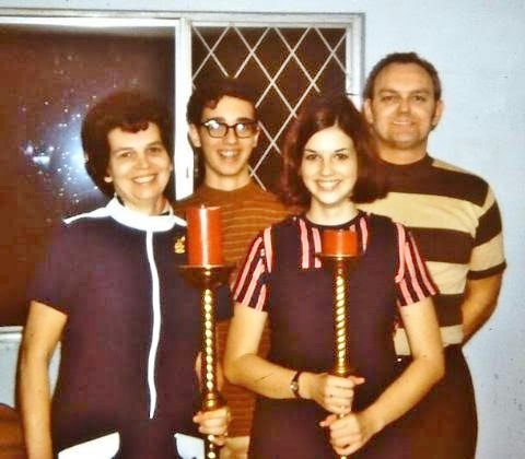 Mom and Dad with Phil and Mare