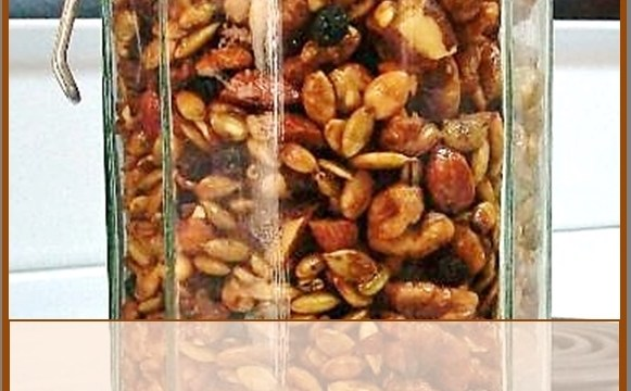 Squirrel Nut Mix