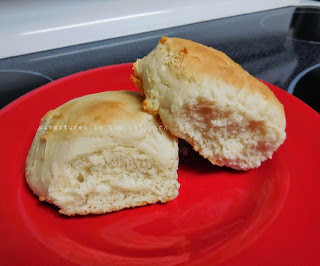 Puffy Biscuit Rolls