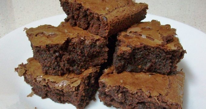 Ballpark Brownies