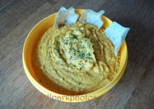 concession stand hummus