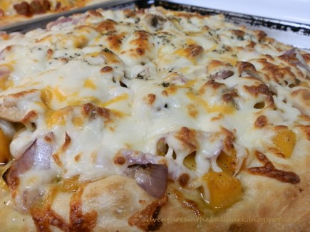 concession stand squash pizza