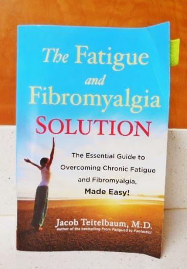 fibromyalgia solution book