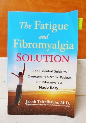 fibromyalgia solution book