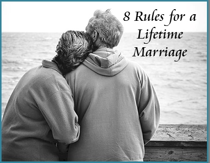 8 rules for marriage