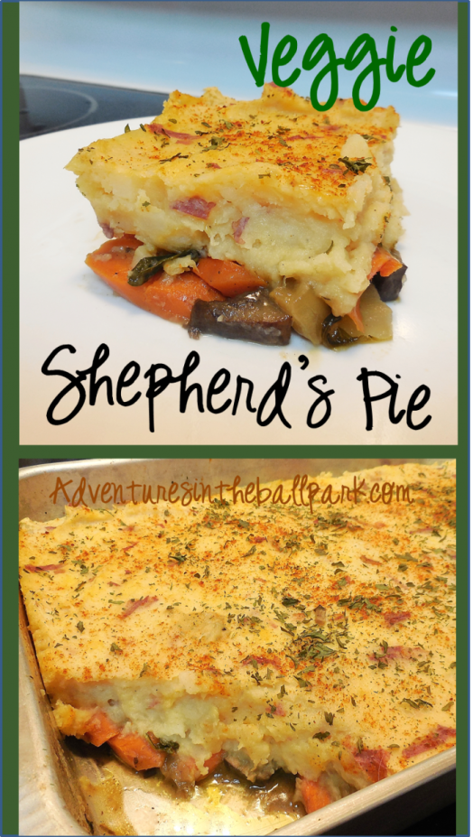 Veggie Shepherd's Pie PIN