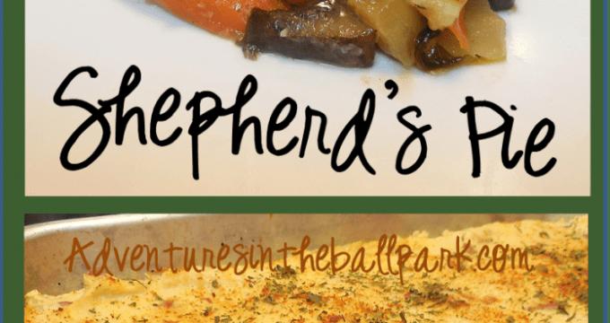 Veggie Shepherd's Pie