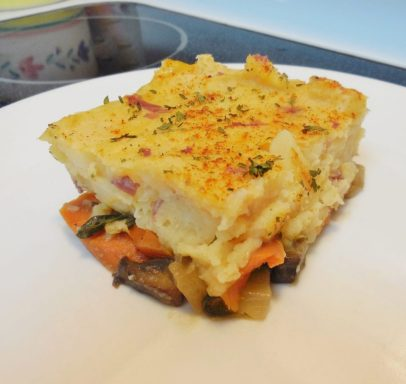 Shepherd's Pie Square