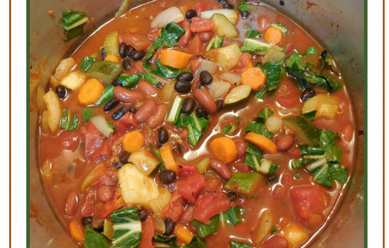 Great Veggie Chili