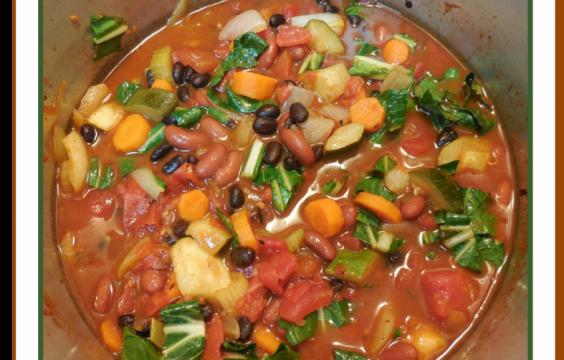 veggie chili pin