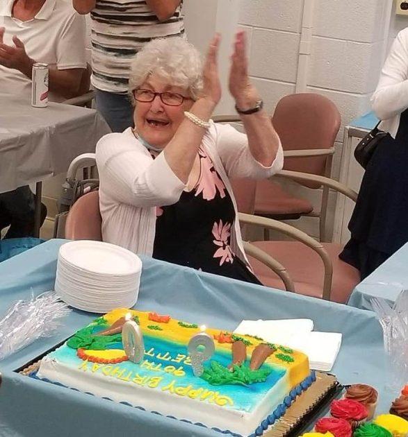 Betty's 90th