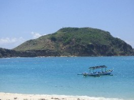 Tanjung Aan, quite a nice beach. but one of the ones you had to pay for....