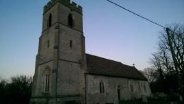 Church of St Edmunds, Hauxton