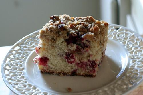 cranberry coffeecake recipe