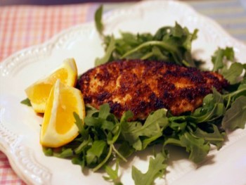 Lemon Panko Chicken