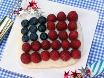 Last Minute 4th of July Desserts