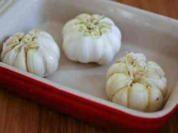 garlic for roasting
