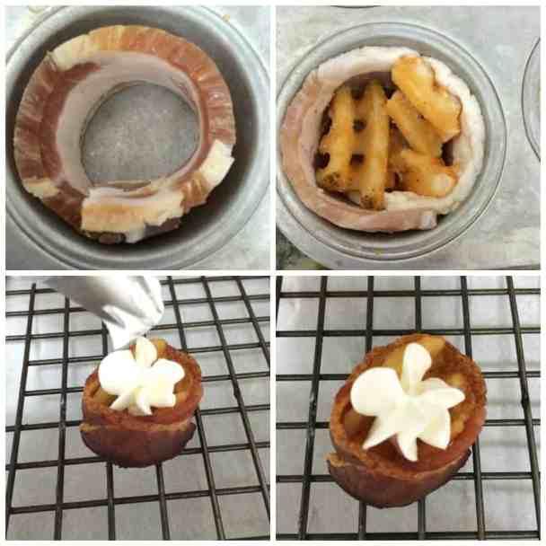 Bacon Potato Bites