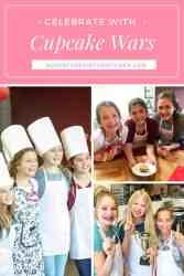 Cupcake Wars Cooking Party