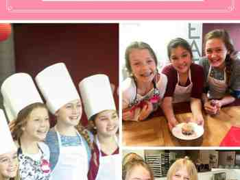 Cupcake Wars Birthday Party