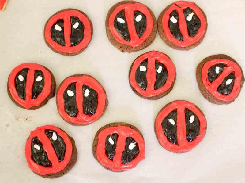 Deadpool Cookies Main