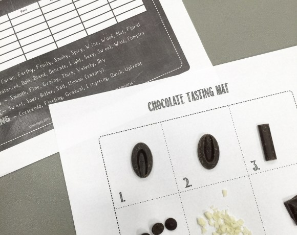How To Host A Chocolate Tasting Party