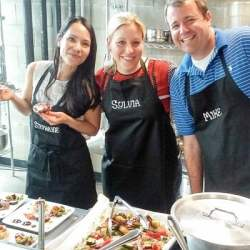 classic team building cooking class