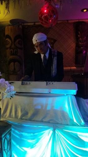 DJ Baz as Korla Pandit