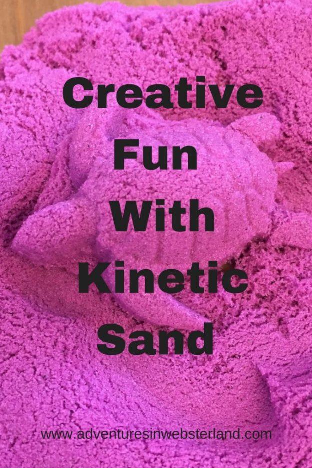 creative-fun-with-kinetic-sand
