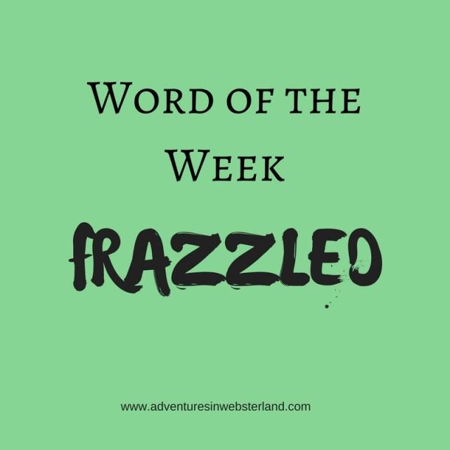 Word of the Week (6)