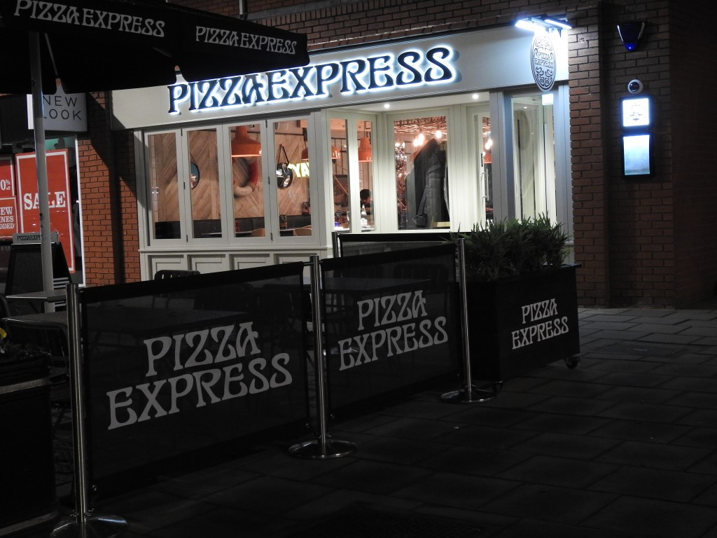 PizzaExpress Formby Review