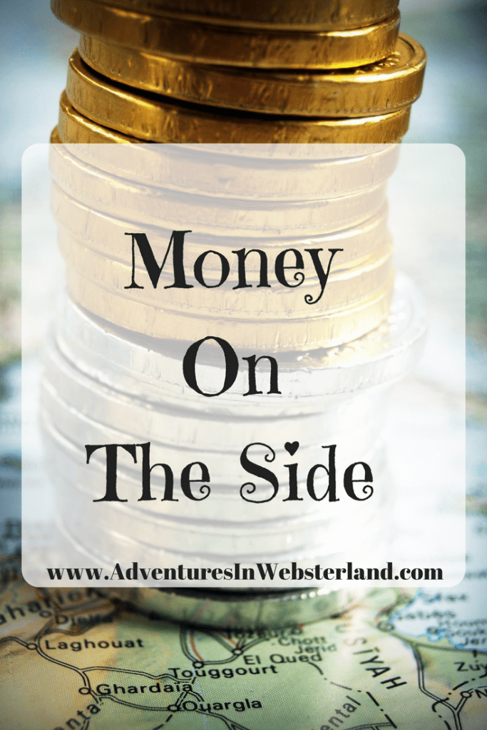 Money On The Side {9th-15th October 2017}