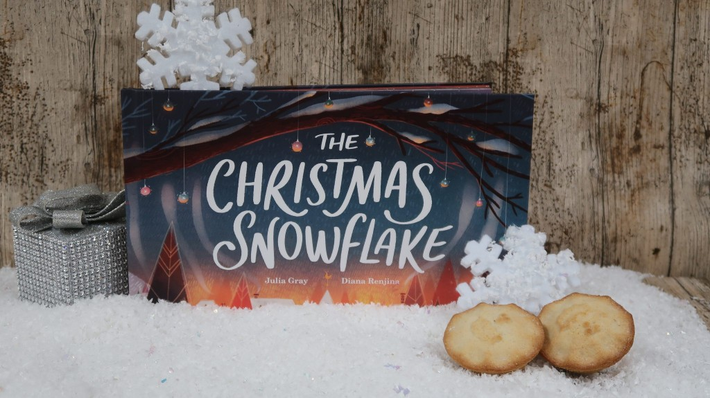 The Christmas Snowflake-Personalised Book by Wonderbly {Review}