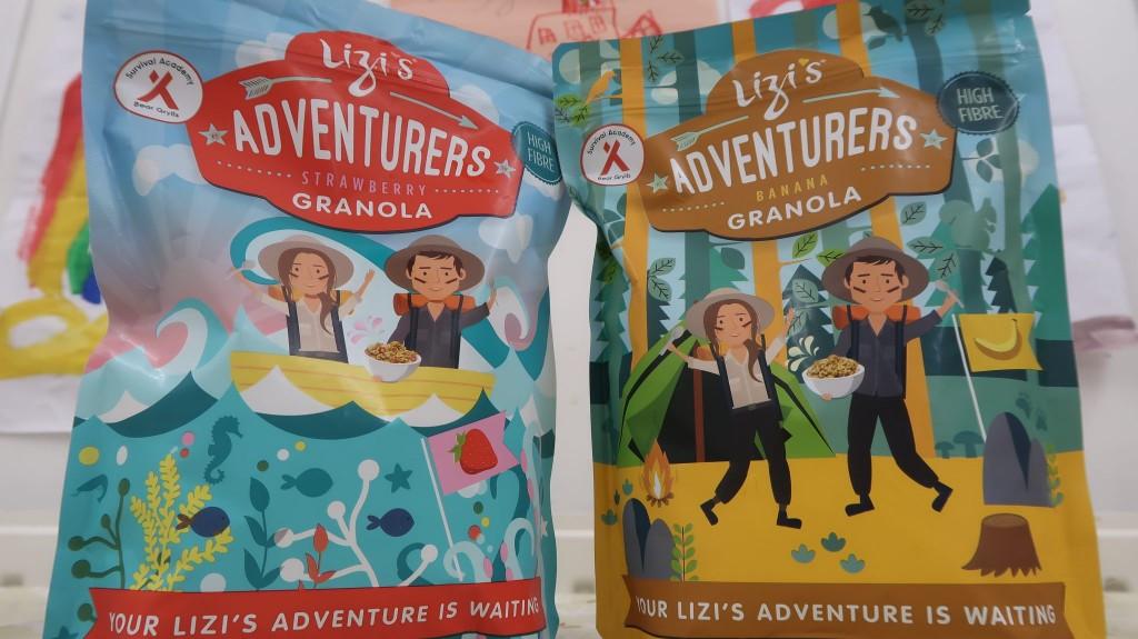 Lizi's Adventurers Granola {Review}